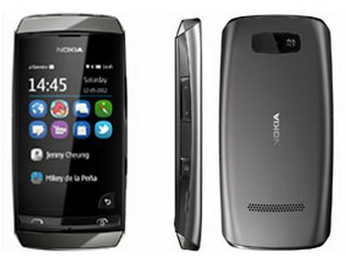 asha305 2 - Nokia Asha 305 : prix, photos et caractéristiques