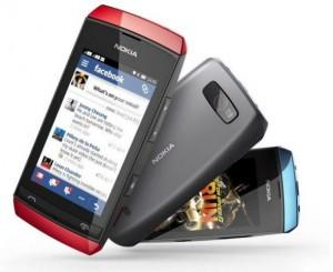 Voir la fiche du Nokia Asha 305