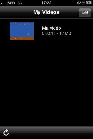 capturedivx - Comment mettre une vidéo (avi, DivX...) sur mon iPhone/iPad