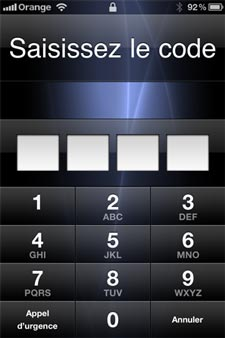 comment changer son code pin en 10 secondes meilleur mobile. Black Bedroom Furniture Sets. Home Design Ideas