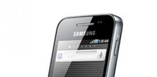Voir la fiche du Samsung Galaxy Ace
