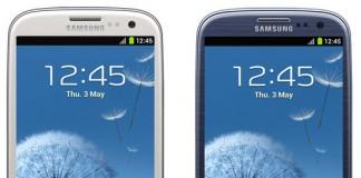 Accéder à l'offre pour économiser 50€ sur le Samsung Galaxy S3