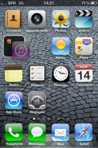 iphone2 199x300 - Comment regrouper des applications en dossiers sur iPhone
