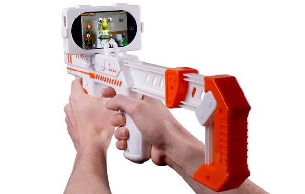 isniper - 10 accessoires pour mobiles complètement absurdes