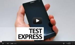 En savoir plus sur le Sony Xperia S
