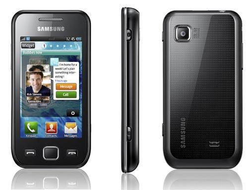 En savoir plus sur le Samsung Wave 575