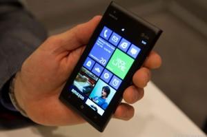 Comparez les smartphones sous Windows Phone et trouvez le meilleur prix