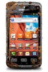 Voir la fiche du Samsung Galaxy Xcover