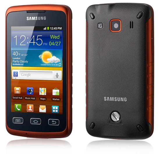 En savoir plus sur le Samsung Galaxy Xcover