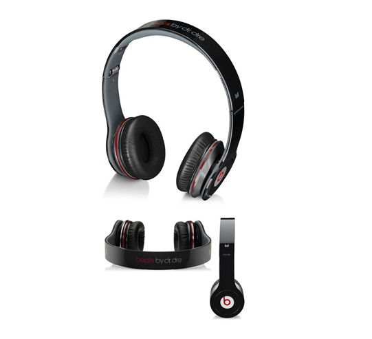 Casque Monster Beats Solo HD noir