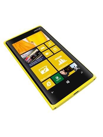Nokia Lumia 920 prix officiels