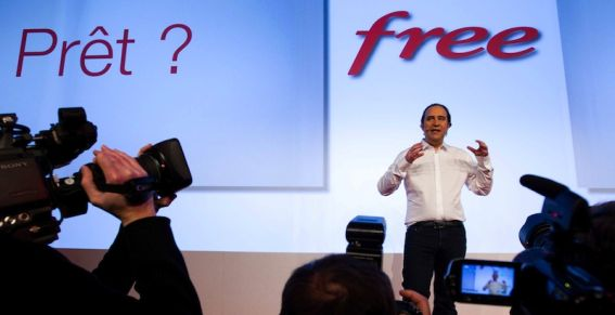 le nouvel iPhone chez Free Mobile ?