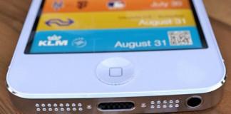 Annonce de l'iPhone 5
