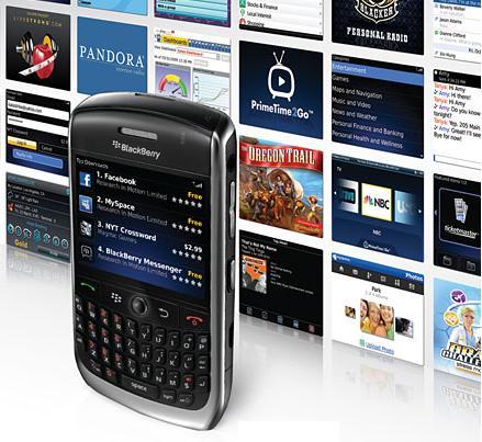 Top 10 des applications BlackBerry