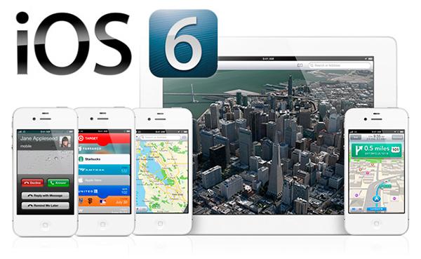 iOS 6 en détail