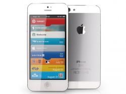 iPhone 5 en blanc
