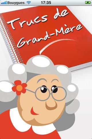 Appli truc de grand-mère1