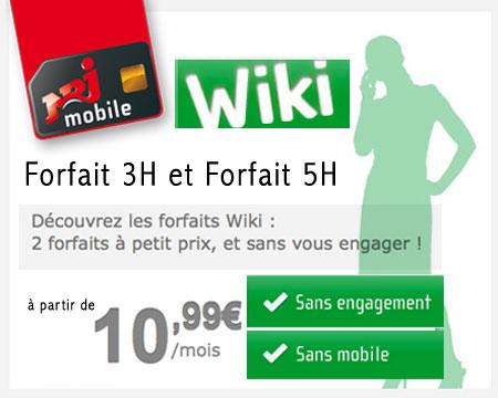 Forfaits Wiki