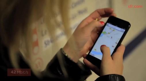 La 3G arrive dans le métro parisien avec SFR2