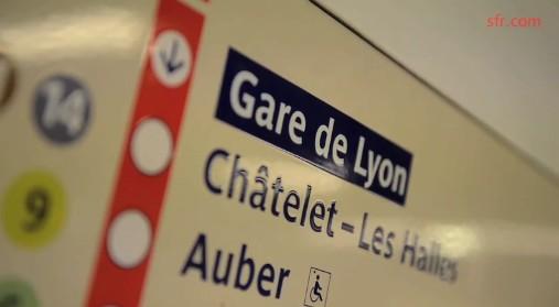 La 3G arrive dans le métro parisien avec SFR4