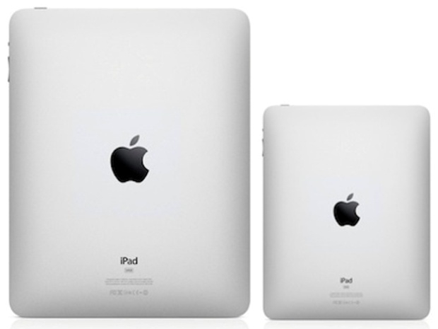 Prototype de l'iPad Mini
