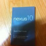 Manuel Google Nexus 10 150x150 - Google Nexus 10 : les premières images