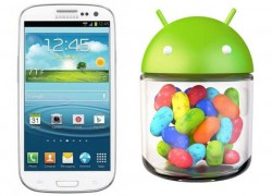 Samsung Galaxy S3 Android Jelly Bean2
