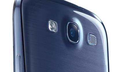 Capteur photo Samsung