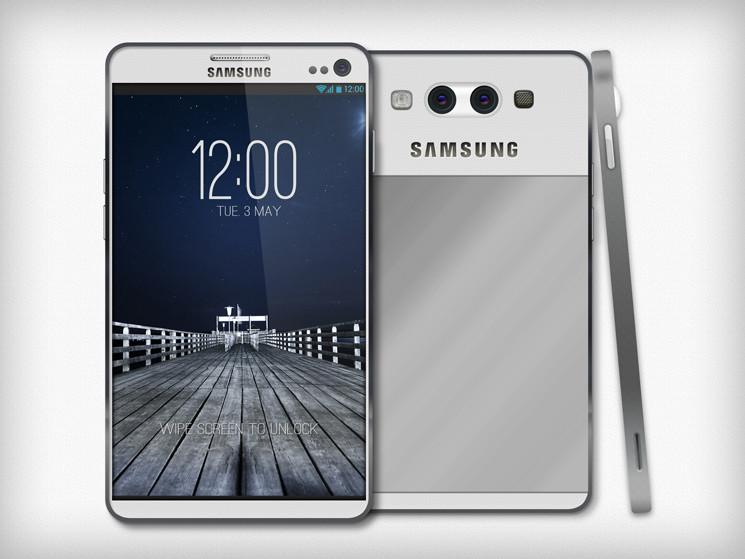 Prototype du Samsung Galaxy S4