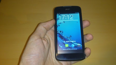 Acer Liquid Gallant Duo7