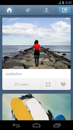Appli Tumblr