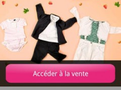 Application Vente Privée