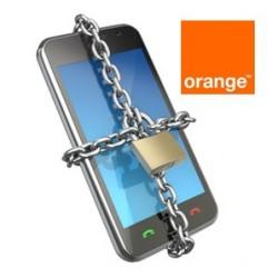 Code PUK Orange
