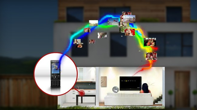 Connecter son mobile Sony à sa TV