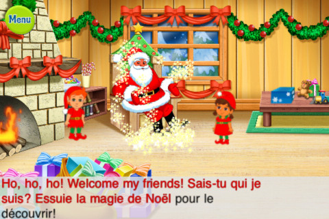 Dora et l'esprit de Noël