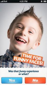 Funny Faces Camera