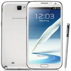 Galaxy Note 2 blanc