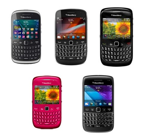 Mobiles BlackBerry