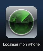 Retrouver son iPhone perdu