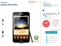 Vente Flash : le Samsung Galaxy Note � 29.90� !
