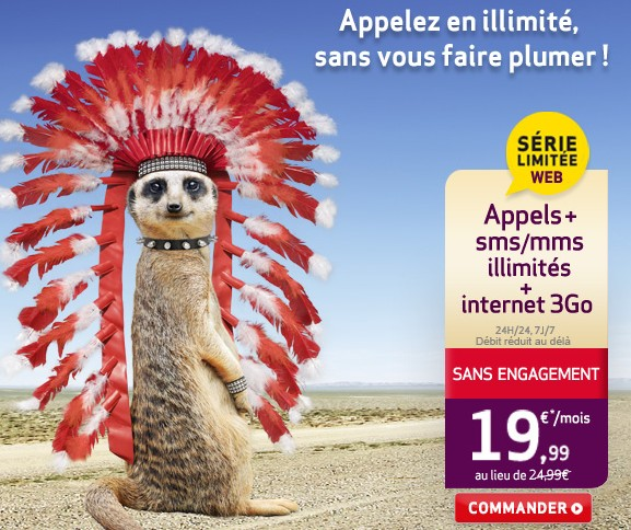 Virgin Mobile illimité
