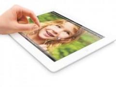 iPad 4 avec écran Rétina