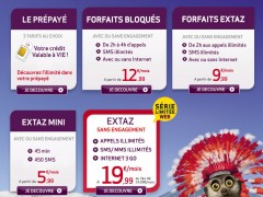 Les forfaits Virgin Mobile