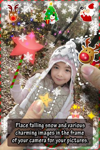 Application White Christmas