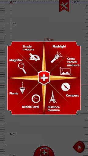 Application couteau suisse