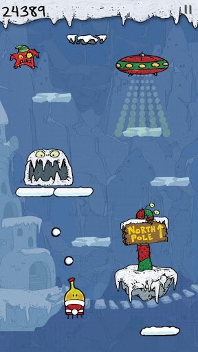 Doodle-Jump-Noël
