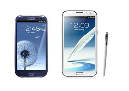 Galaxy S3 Note 2