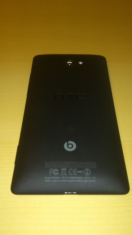 HTC Windows Phone 8X7