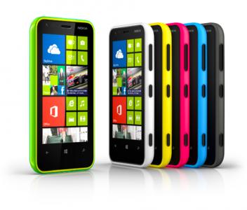 Nouveau Nokia Lumia 620 : un smartphone original � bas prix