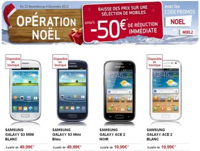 Bon Plan : -50� sur les mobiles Virgin Mobile